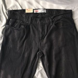 READ DESCRIPTION Levi 511 Black Jeans
